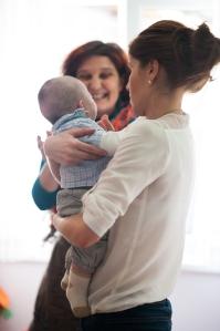 Надежда за малките, Динилия Кръстева